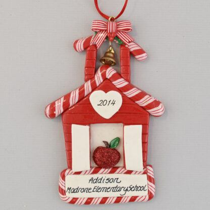 Student of the Year Christmas Ornament