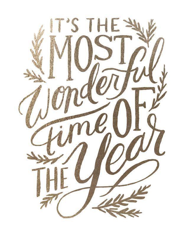 christmas quote logo