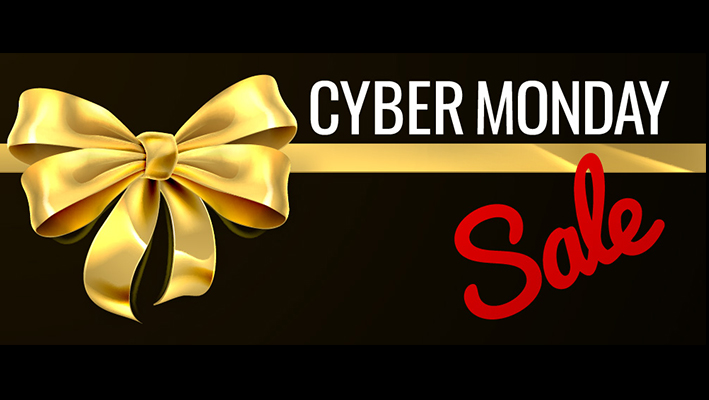 cyber monday sale ad banner